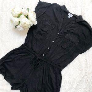 Old Navy Short Romper/ Black